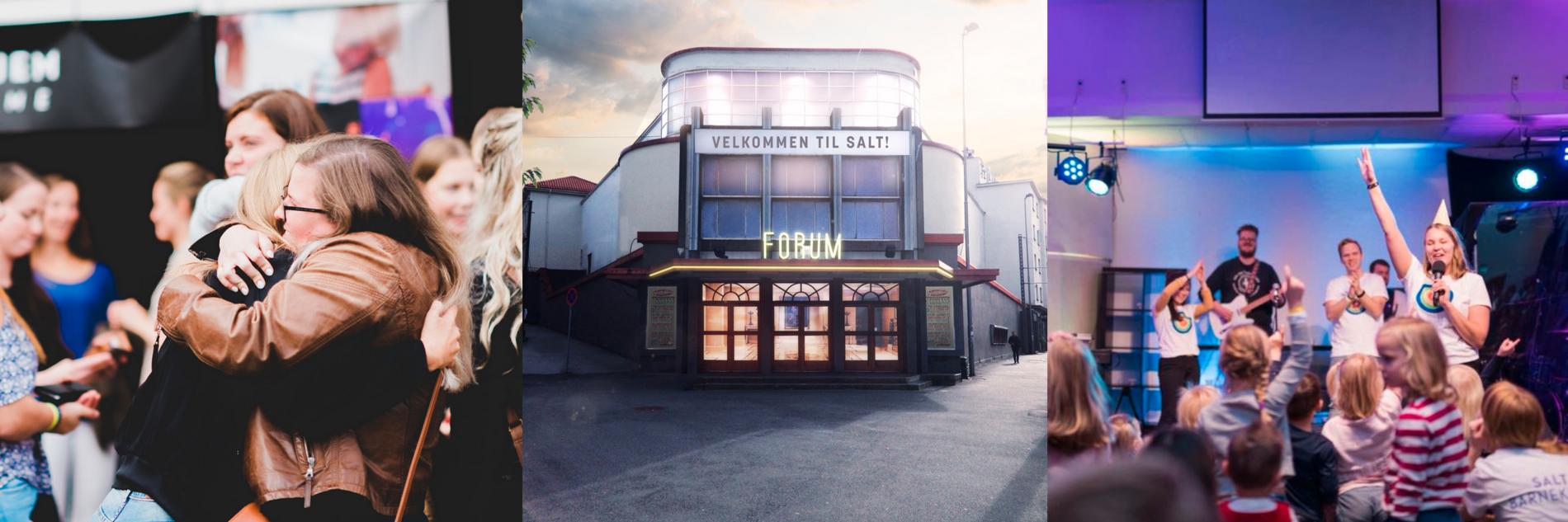 Forum: Et hjem for Salt - Et kulturhus for byen